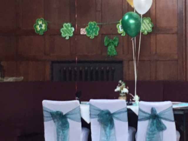 60th Birthday Celebrations at the Portsmouth Irish Society